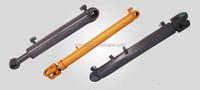 excavator arm & bucket & boom hydraulic cylinder, Alloy steel, Stainless steel hydrauic cylinder