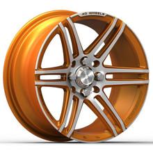 aluminum alloy replica wheels