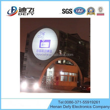 3000lumens led logo projector light walls of the building for advertising