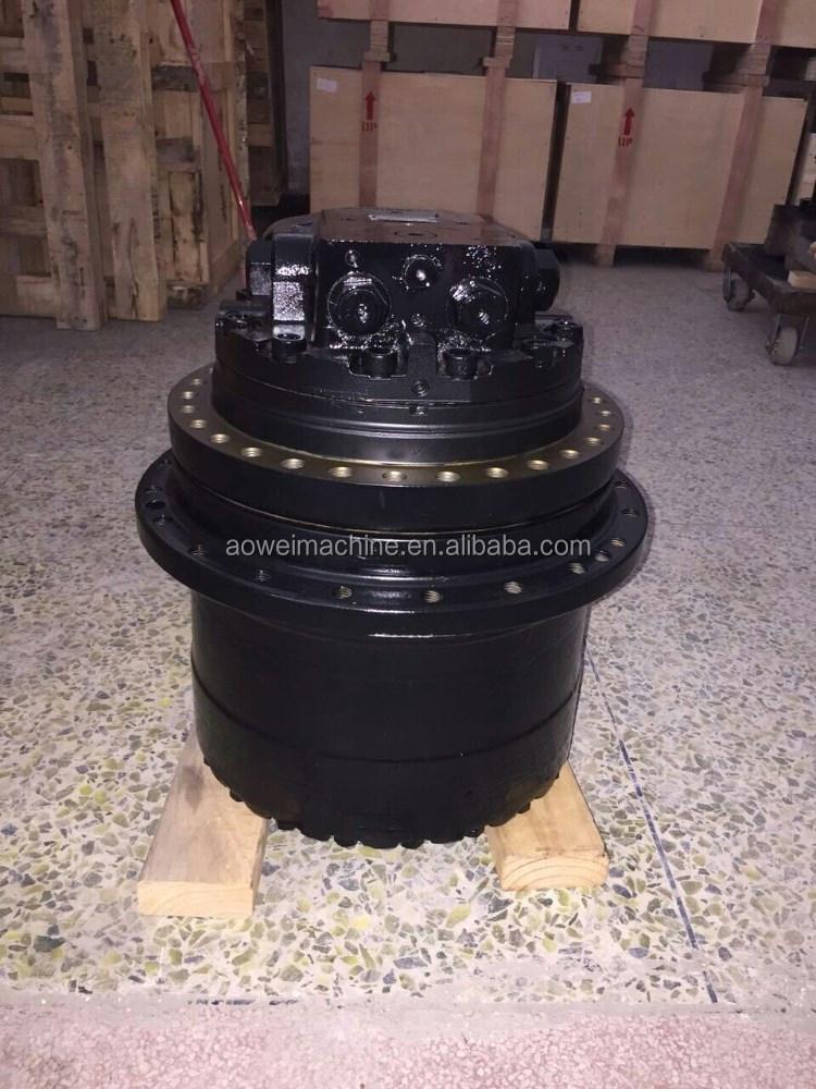 Kobelco SK160LC final drive,YM15V00001F1,Kobelco SK160LC IV travel device motor,