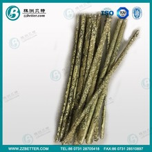 composite YD carbide welding rods used for welding petroleum