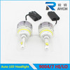 plug and play 9007 9004 HI/LO car led light error free led headlight