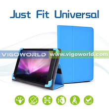 Universal flip stand leather case cover for Acer A1