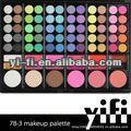 Distributor!78 color eyeshadow makeup cosmetic eye shadow