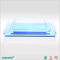Guangzhou Wholesale slate serving tray with stainless steel handles