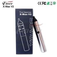 Wholesale dry herb vaporizer X max v2 pro e cig pen