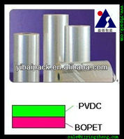 PVDC coated film