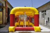 Cannonball Air Blaster Game,Cannon Ball Inflatable Game