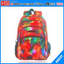 De un solo hombro mochila de deporte, mochila con ruedas, mochila para la escuela