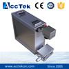Acctek laser marking machine for animal ear tags ,portable model