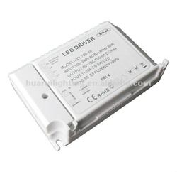Triac Dimmable high power 70w led driver constant current 700/350mA