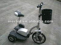 brushless 3 wheel 36v 12ah three wheel pocket bike