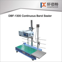 Model DBF-1300 Vertical Continuous Band Sealer