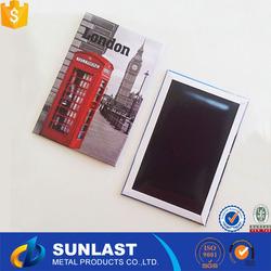 Custom metal fridge magnet 3d fridge souvenir with epoxy process OEM6096