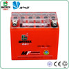 China OEM 12V 7Ah Motorcycle Battery, Gel Rechargeable Accumulator