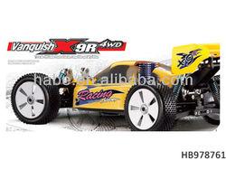 Wholesale 1:8 High Speed RC Nitro Gas Big Wheels Car, China ATV Buggy rc Hobby Car, adult toys supplier