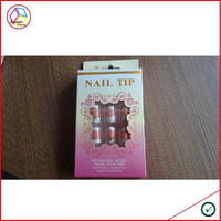 High Quality False Nail Packaging