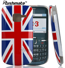 UK Flag Phone Case For Nokia C3 Hard IMD Cover