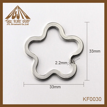 hot sale fashion specially shape key ring