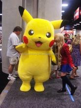 customized pikachu mascot costume--mascot 02