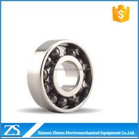Chrome steel race Si3N4 ball hybrid ceramic bearing