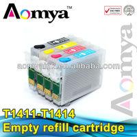For Epson ME32 ME320 ME340 inkjet ink cartridge T1411-T1414