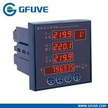 GFUVE AC digital power meter with usb