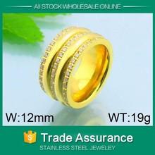 newest vogue design natural pink tourmaline 18k solid gold ring