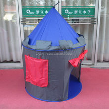 2015 promotional hot tent fashion kids play tent princess tent