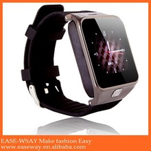 WP002 waterproof cell phone watch ,IOS and android smart watch phone