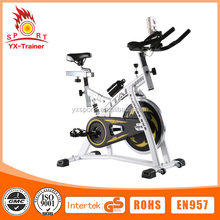 2015Zhejiang good quality bodybuilding pocket bike used home gym equipment sale abdominal exerciser pilates reformer spin bike