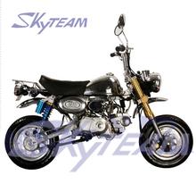 Skyteam 125ccm 4-takt motorrad affe le mans pro ( euroiii euro3 ewg genehmigung )