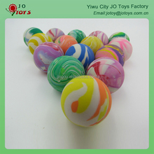 32mm Wholesale Rubber High Vending Machine Bouncing Ball