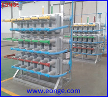 Single Y Connection High Voltage Capacitor Banks