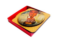 (TWA-026) Liquid Filled Coaster/Waterproofing Mdf Epoxy Coasters/Glass Coasters And Placemats