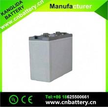 UPS solar deep cycle lead acid battery 2v 600ah China manufacturers