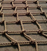 safety 3-strand sisal rope net in China