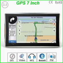 WinCE 6.0 + 4GB 7 INCH HD Car GPS Navigation 128RAM FM Mp3 Mp4 Maps+UpdateWinCE 6.0 + 4GB 7 INCH HD Car GPS Navigation 128RAM FM