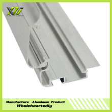 China top light box aluminium section