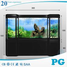 PG hot sale live fish transport tanks