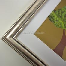 A buon mercato piccolo foto cornici per foto/cornici in legno colorato/struttura di legno foto di fabbrica