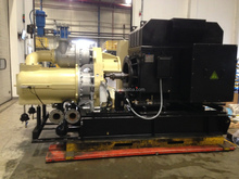 Ingersoll Rand Centrifugal Air Compressors Low Pressure (37-255M3/min 0.4-2.1 barg / 5-30 psig) Oil free compressor 2bar