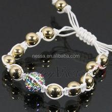 Entangled Wire Adjustable Fashion Bracelet