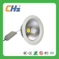 2015 New high power led round recessed cob COB cob down light led