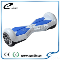 Alibaba e balance scooter self balancing scooter 8 inch with 130kg max load