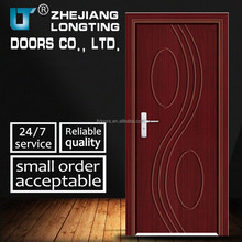 Nigeria Popular Interior Wooden PVC Door, MDF Door LTP-8004