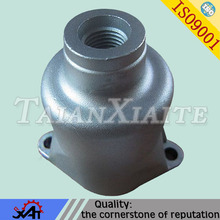 Manufacture customized galvanized ductile iron sand casting joint support shaft
