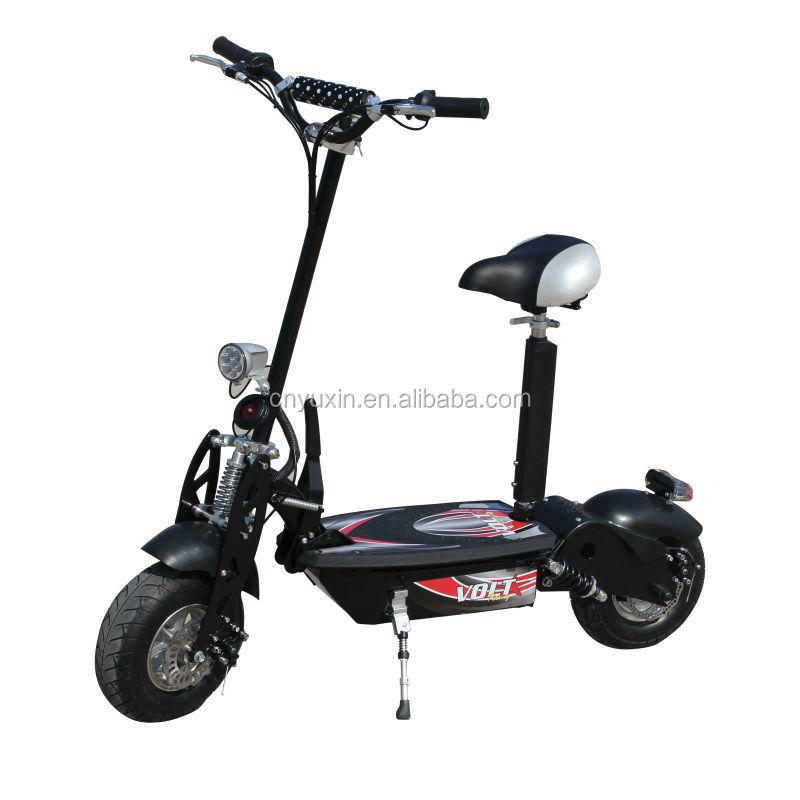 cheap ce electric scooters brushless 500 watts two wheels smart balance electric scooter 48v