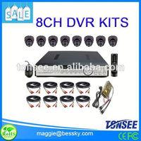 wholesalers china 8 channel cctv dvr kits, Professional Illumination Led , led remote control, car dvr