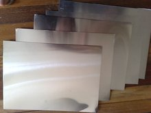 plain 3003 building industry aluminum sheet